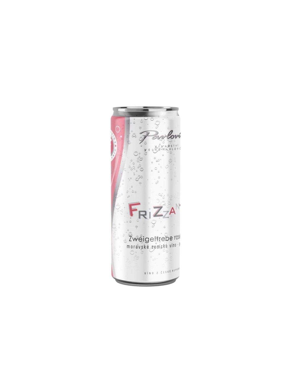 Frizzante Zw rosé,Pavl,0.25l