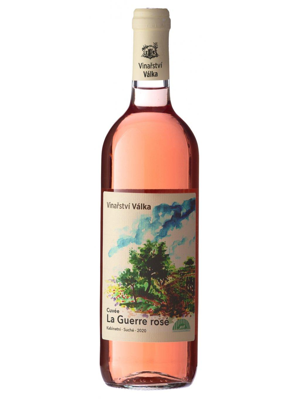 La Guerre rosé,kab,20,Vál