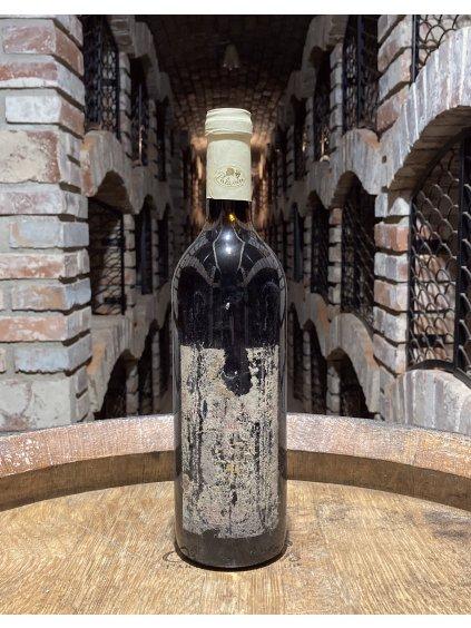 Cabernet Moravia, barrique, 2005, vinařství Palavín
