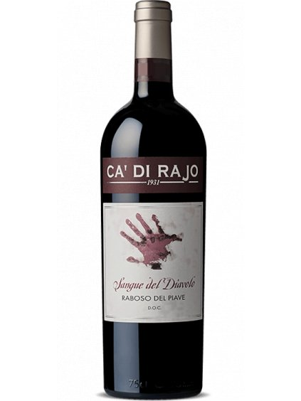 Raboso Diavolo,DOC,CdR,0.75l 2
