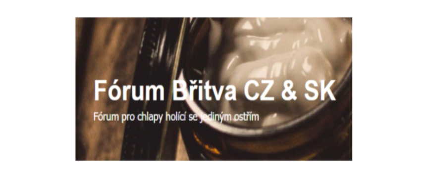 Forum Britva CZ & SK