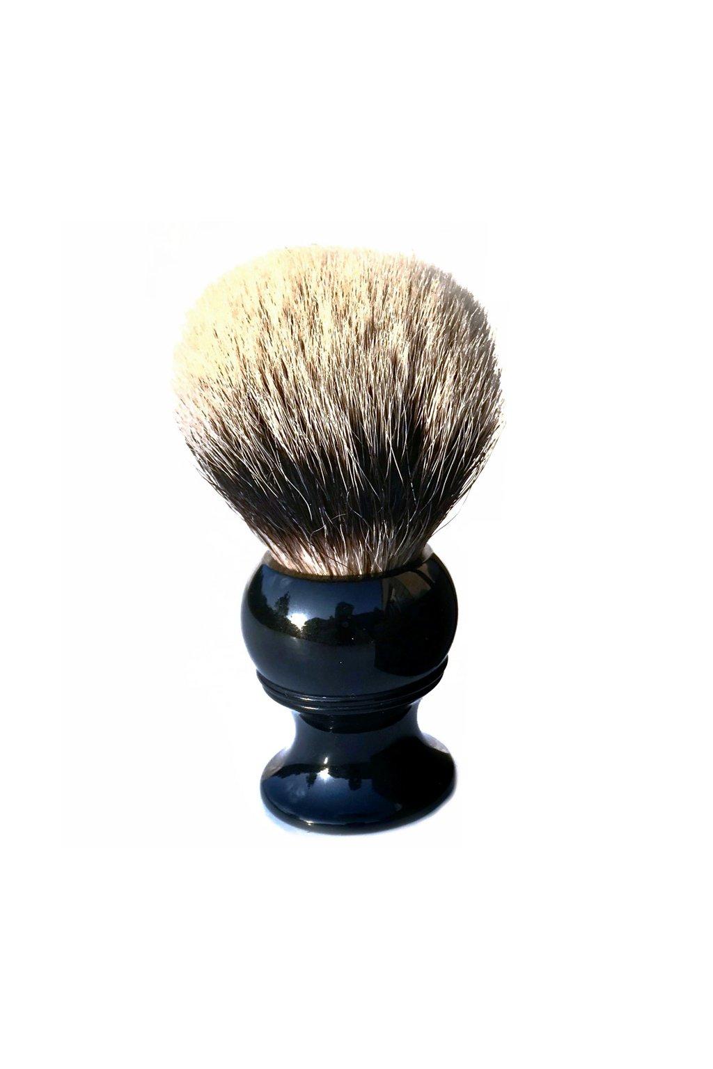 Luxusní holící štětka - Silvertip Badger 30*80 mm