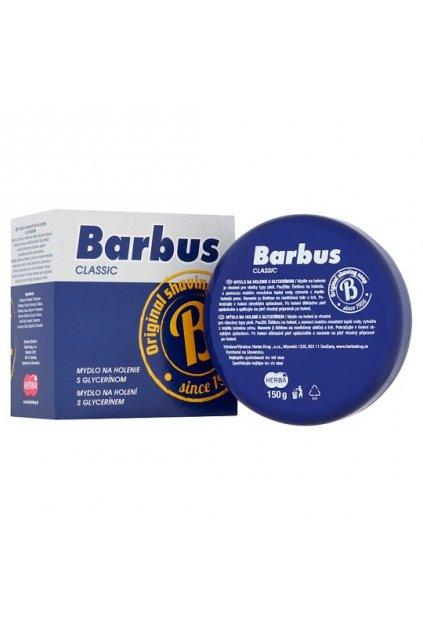 Mýdlo Barbus Classic