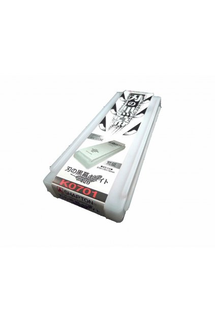 Shapton 120 sharpening stone (white)