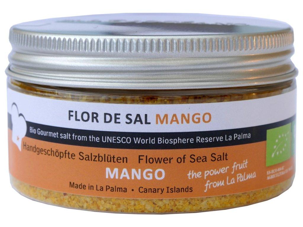 Flor de Sal Mango bio 1000