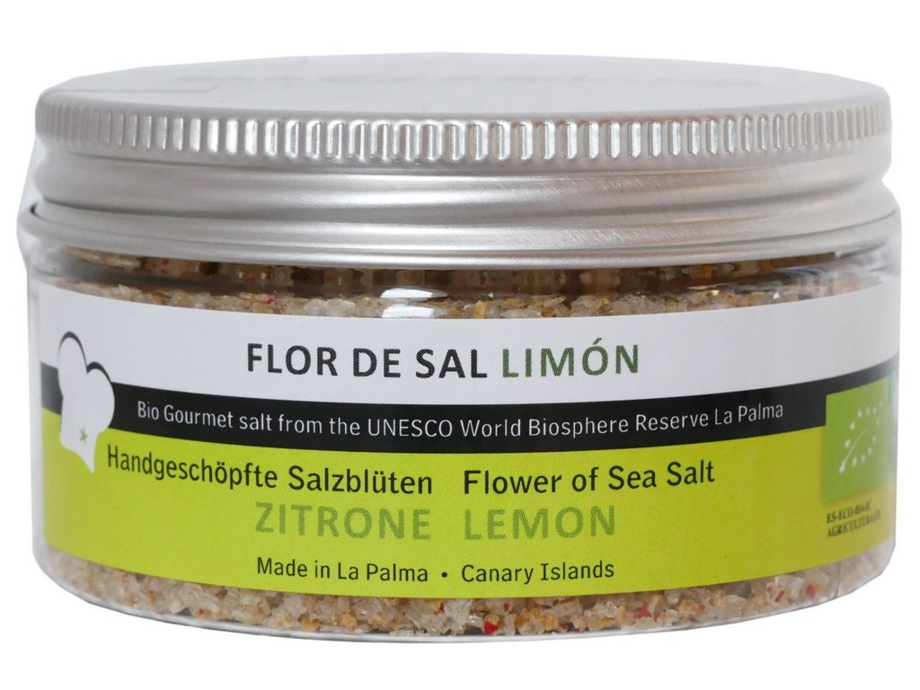 Flor de Sal Citron BIO 100ml