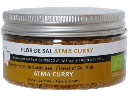 Flor de Sal Curry BIO 100ml