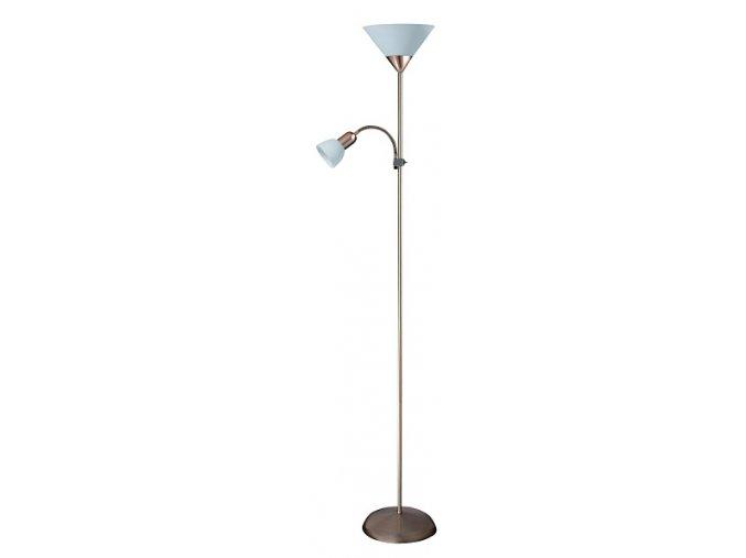 1505 stojaci lampa action satin chromova 4064 rabalux
