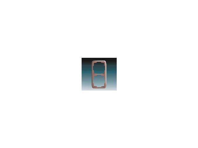 2643 ramecek dvojnasobny svisly vresova cervena 3901a b21 r2