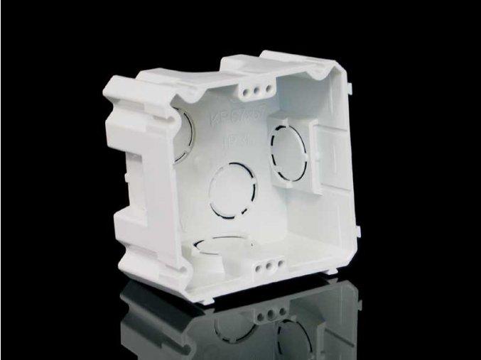 5502 krabice pristrojova kp 67x67 ka kopos