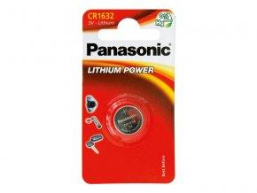 Baterie CR1632 PANASONIC lithiová 1BP