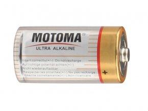 54102 baterie c lr14 alkalicka motoma ultra alkaline