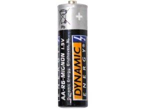 100284 baterie dynamic energy aa 1 5v r6 tuzkova obycejna 1ks