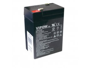 45957 baterie olovena 6v 4 5ah vipow