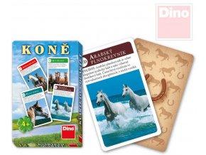 117501 dino hra karetni kvarteto kone spolecenske hry