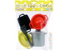 ECOIFFIER Sada potřeb na vaření 5 kusů v sáčku PLAST