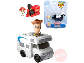 121803 figurka plastova toy 4 story pribeh hracek set s vozidlem ruzne druhy