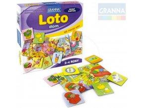 368092 granna hra loto dum me prvni hry spolecenske hry