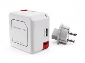 130653 hub powercube powerusb portable