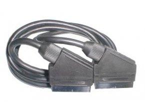 Kabel TIPA SCART/SCART 21PIN 5m