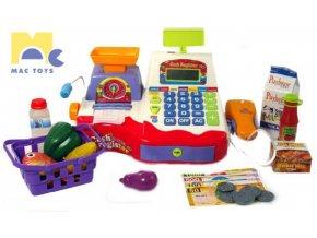 128517 mac toys pokladna elektronicka detska
