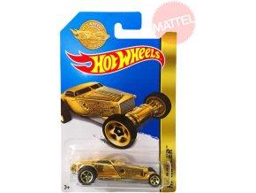 128067 mattel hot wheels zlate auticko 8cm anglicak 1 64 hi roller na karte kov