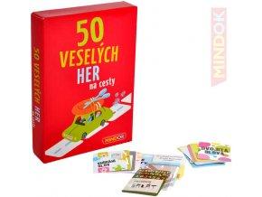 100881 mindok hra 50 veselych her na cesty spolecenske hry