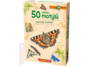 101142 mindok hra kvizova expedice priroda 50 nasich motylu
