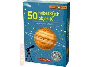 101088 mindok hra kvizova expedice priroda 50 nebeskych objektu naucna
