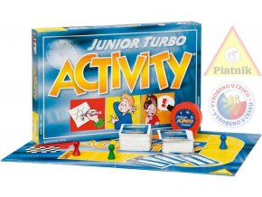 128370 piatnik hra activity junior turbo spolecenske hry
