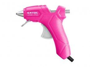 Pistole lepící EXTOL LADY 422003 25W
