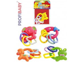 116640 profibaby hracka s uchytem a tvary