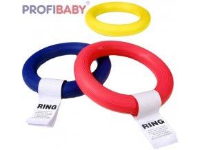 116622 profibaby kruh gumovy hazeci 17 cm ring