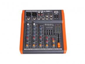 Pult mixážní IBIZA MX401