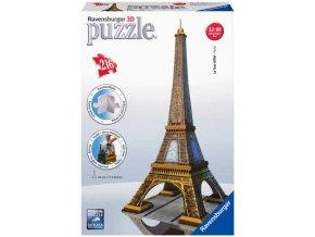 105630 ravensburger puzzle 3d eiffelova vez 216 dilku