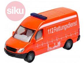 SIKU Auto Sanitka kovová 0805