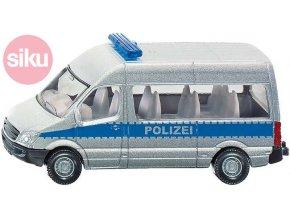 123522 siku blister mikrobus policejni policie dodavka kov