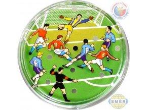 118209 smer hra fotbal kulickovy hlavolam