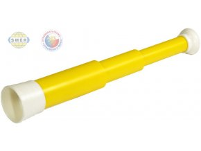 SMĚR Námořní dalekohled plastový