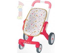 118308 smoby kocarek sportovni baby nurse pro miminko panenku