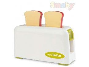 111555 smoby toaster detsky toustovac mini tefal express plast
