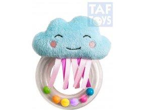 125982 taf toys baby chrastitko krouzek s kulickami mracek pro miminko