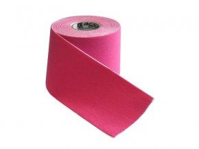 Tape Kinezio 5x5 m růžový ACRA D70