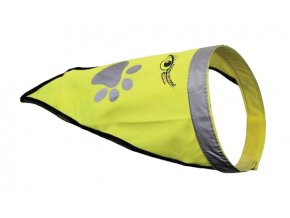 Reflexní vesta pro psa do 15kg S.O.R. COMAPSS 01597
