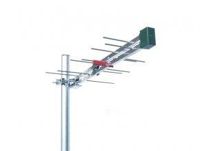 Anténa venkovní Emme Esse 2148UM logaritmicko-periodická 5G LTE Free, 636mm