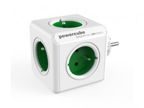 56028 zasuvka powercube original green