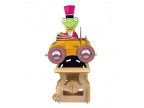 ARToy Stavebnice pohyblivého modelu okolo světa auto