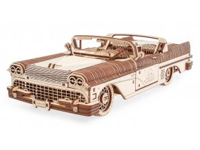 177980 ugears 3d drevene mechanicke puzzle kabriolet snu vm 05