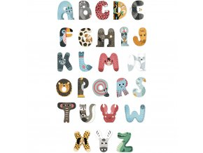 Vilac Zvířátková abeceda 1ks písmenko H