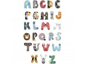 Vilac Zvířátková abeceda 1ks písmenko Z